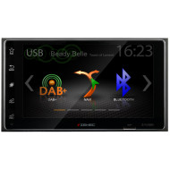 Z-N328 2DIN naviceiver android DAB+, Spotify